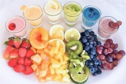 Цвет пищи и её влияние на организм