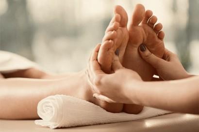 Немного информации о массаже ног.